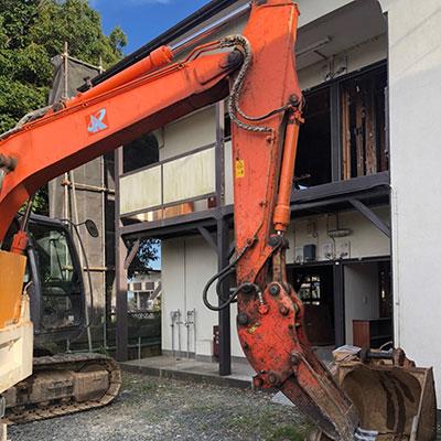 集合住宅・大型建物解体