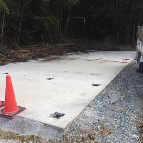 駐輪場 (カーポート) 解体のサムネイル
