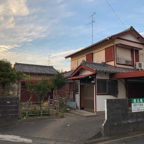 掛川市城北地内 木造2階屋解体工事のサムネイル