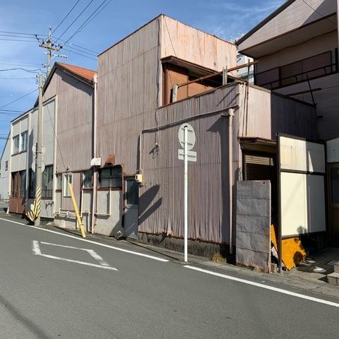 磐田市中泉 手バラシ解体工事のサムネイル