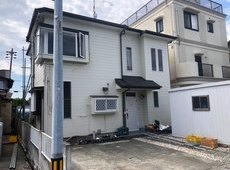 浜松市北区三方原町 2階屋木造解体工事