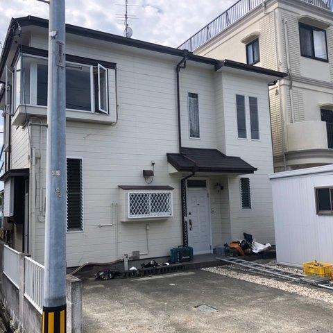 浜松市北区三方原町 2階屋木造解体工事のサムネイル